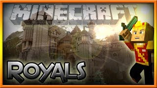 "♫""The Royals"" - A MineCraft Parody of Royals By Lorde (Music Video)"
