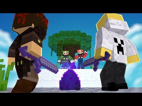 Minecraft - EggWars: MATAMOS OS HACKERS? - PARTE 1 #9