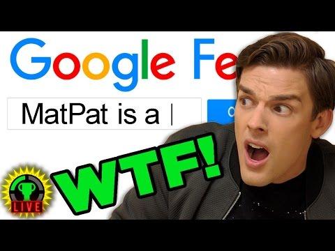 Survey Says... I SUCK? WTF! - Google Feud!