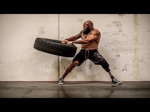 Sport Motivation - Hard Workout Without Leg - Jose Luis Sanchez