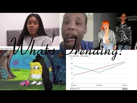 #VisaBae – RLT's GoFundMe | What's going on in LDN? | Blac Chyna | What's Trending ?