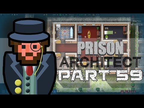 Let's Play - Prison Architect - Late Night Recordings