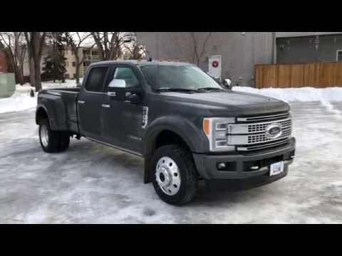 Ford F 450 Platinum >> 2019 Ford F 450 Platinum Waterloo Ford Lincoln