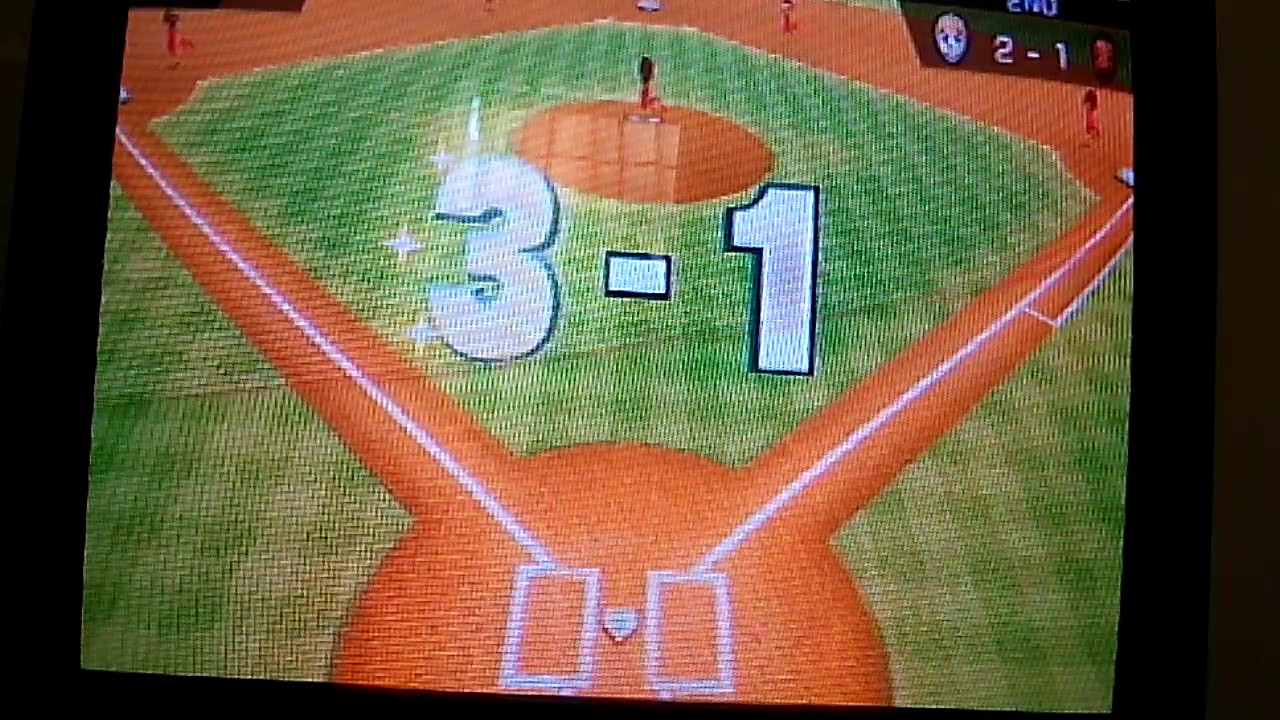 Skill Level Unknown Wii Sports 2 Baseball Youtube