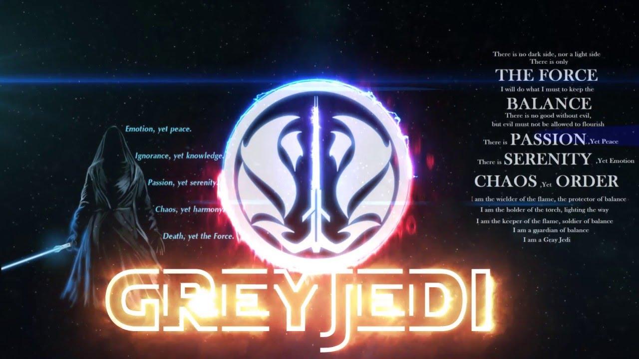The Grey Jedi Youtube