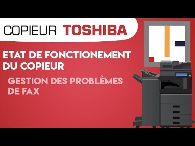 #32. Problèmes de Fax