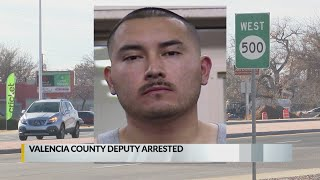 VCSO Deputy arrested for DWI after roughing up fiance and stranding son in cold