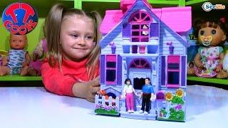 видео Деревянный дом