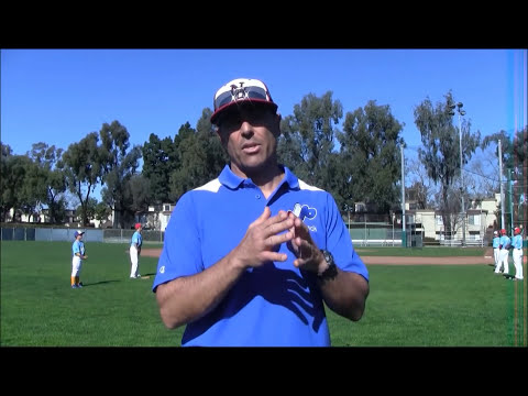 "Newport Beach Little League Manager's training video ""Proper Baseball Practice"""