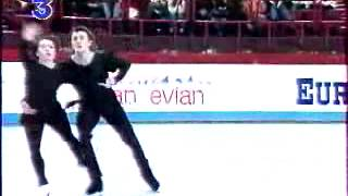 Natalia Mishkutenok & Artur Dmitriev - 1993 Grand Prix International de Paris - LP