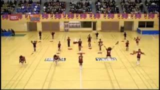 20091121日本ハンドボールリーグ大崎電気VS北陸電力