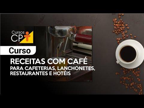 Clique e veja o vídeo Curso Receitas com Café para Cafeterias, Lanchonetes, Restaurantes e Hotéis