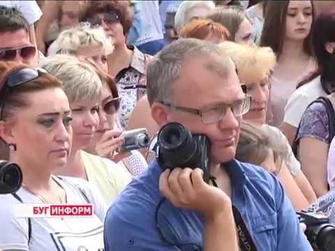 2016-06-22 г. Брест. Реконструкция последнего мирного дня. Новости на Буг-ТВ.