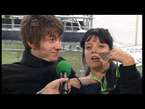 Interview: Lily Allen and Arctic Monkeys