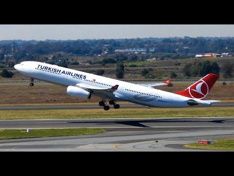 OR Tambo International Airport, Johannesburg PLANE SPOTTING