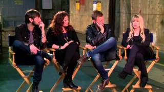 Stevie Nicks and Lady Antebellum Chat About Their Musical Memories Crossroads