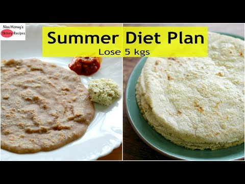 Lose 5 Kgs – Summer Weight Loss Diet Plan – Full Day Meal Plan – Diet Plan To Lose Weight Fast