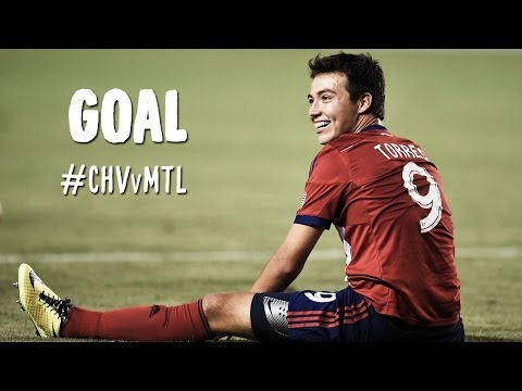 GOAL: Erick Torres wins it with an acrobatic strike | Chivas USA vs. Montreal Impact