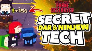 NEW SECRET DAR & NINJEW TECH! | South Park: Phone Destroyer
