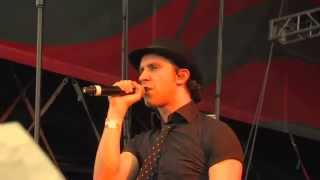 Maximo Park Live - Write This Down @ Sziget 2012
