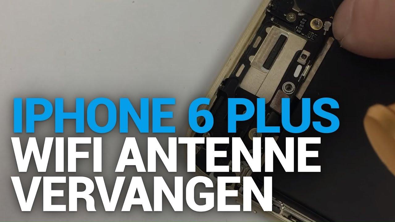 Vervangen Wifi Antenne Iphone 6