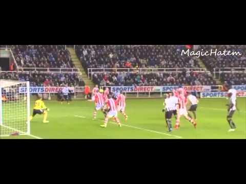 Hatem Ben Arfa vs Stoke (Home - 5-1 - 26/12/13) World Class Performance