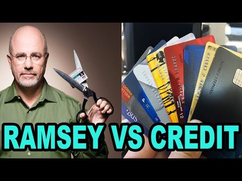 Lets Talk About Dave Ramsey And Why He Doesnt Like Credit Cards