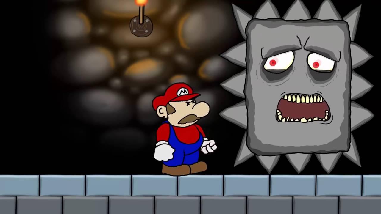 Злой-злой Марио 5 - YouTube