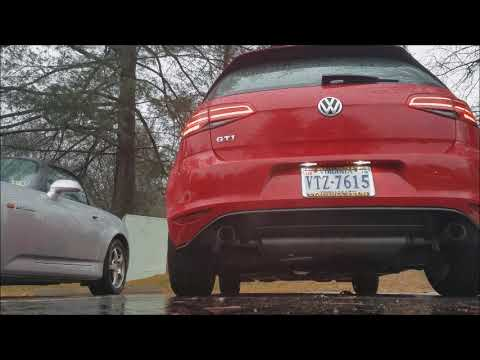 Humble Car Life - GTI Taillights DIY install
