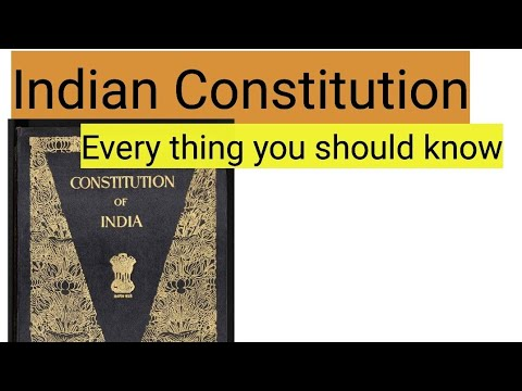 Every thing you should know about Indian Constitution and Constituent Assembly and Important leaders