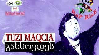 TUZI MAQCIA (rap rise) - გახსოვდეს (official video) (gaxsovdes) (rap rise 2014))