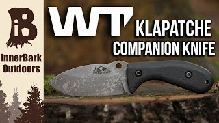 Andy Tran's Companion Knife Design | Work Tuff Klapatche