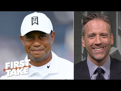 Tiger Woods will win at least 2 more majors - Max Kellerman | First Take