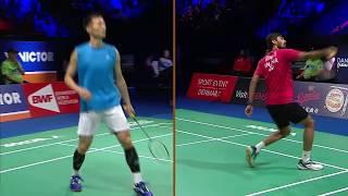 Danisa Denmark Open 2017 | Badminton F M5-MS | Lee Hyun II vs Kidambi Srikanth