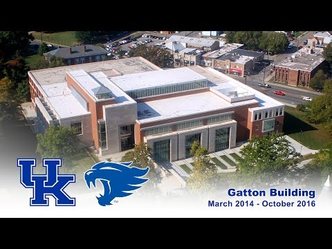 University of Kentucky Gatton College of Business and Economics Time-Lapse