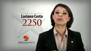 Deputada Federal Luciana Costa