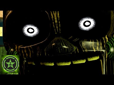 F*** THIS GAME - Five Nights at Freddy's 3 - Part 1
