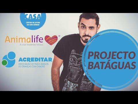 PROJECTO BATÁGUAS (PARTILHA ESTE VÍDEO!) - QUERO LÁ SABER #44