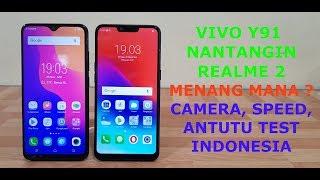 Download Video VIVO Y91 VS REALME 2 SPEEDTEST , CAMERA TEST , ANTUTU INDONESIA MP3 3GP MP4