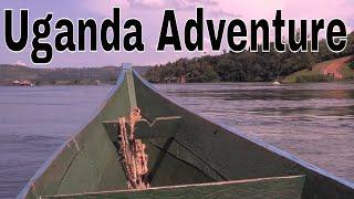 Uganda Full Episode // Chimp Trek Safari Nile // Travel with Kids