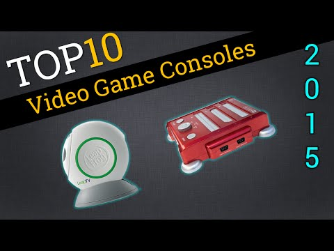 Top 10 Video Game Consoles 2015 | Compare The Best Video Game Consoles