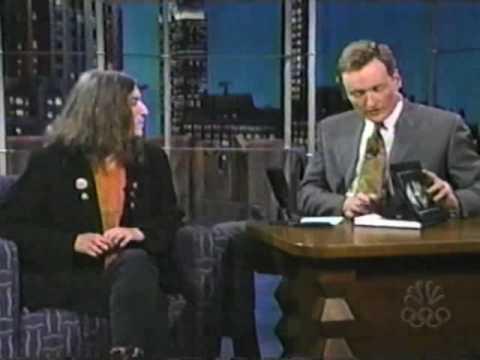 Patti Smith interview 1998