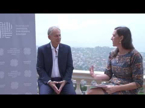 Tony Blair: Interview in Sierra Leone