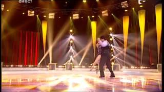 Raluca si Tudor, tango, pasiune, emotie..-Romania Danseaza FINALA 19 Mai 2013