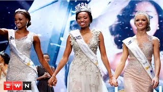 Ntandoyenkosi Kunene, a 23-year-old education honours student from Mpumalanga has been crowned Miss South Africa 2016 at a glitzy event in Carnival City.   Click here to subscribe to Eyewitness news: http://bit.ly/EWNSubscribe  Like and follow us on: http://bit.ly/EWNFacebook AND https://twitter.com/ewnupdates  Keep up to date with all your local and international news: http://ewn.co.za  Produced by: Vumani Mkhize