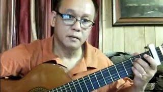 Mười Năm Tình Cũ (Trần Quảng Nam) - Guitar Cover