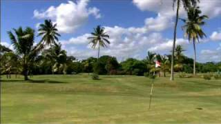 The Most Amazing Golf Courses of the World: Trou aux Biches, Mauritius