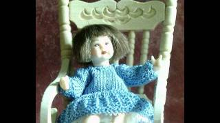 Miniature Knitting Patterns For Miniature Dolls