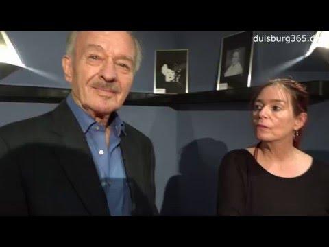 HAUPTdarsteller   Ausstellung von Britta Odenthal Die Saeule Duisburg   Infos