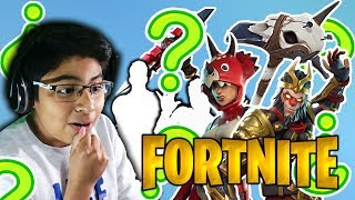 Guess El Baile, La Skin Y El Pico *FORTNITE CHALLENGES!!! * - Lord Gameplays 1.0